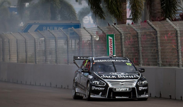 Rick Kelly slows after striking trouble in Practice 3