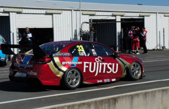 Aaren and Drew Russell's Bathurst entry is also on track