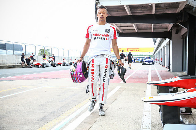 Jann Mardenborough has received a call up to the GP2 Series at Monza this weekend