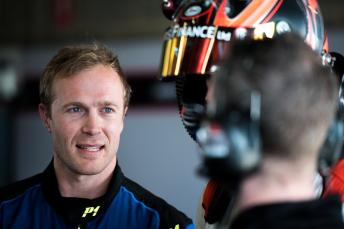 Karl Reindler hopes the run of performance will present more V8 opportunities