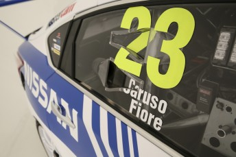 Caruso and Fiore team up for the third consecutive year