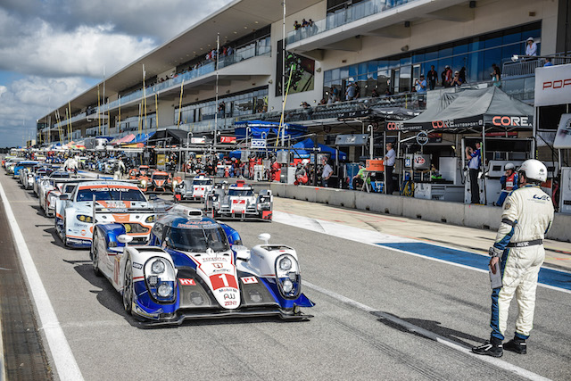 The WEC will grow from eight to nine rounds in 2016