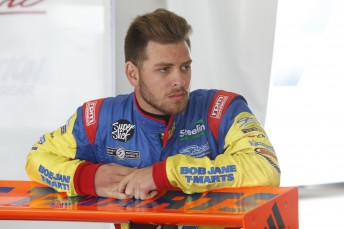 Points leader Nick Foster will start from the front row