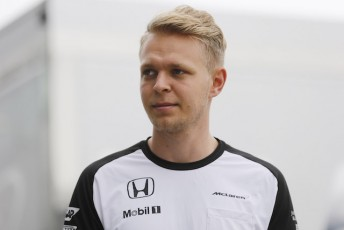 Kevin Magnussen set to test Porsche's 919 LMP1 Hybrid at Catalunya