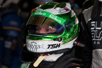 David Reynolds is looking forward to the challenge of joining Erebus Motorsport for 2016