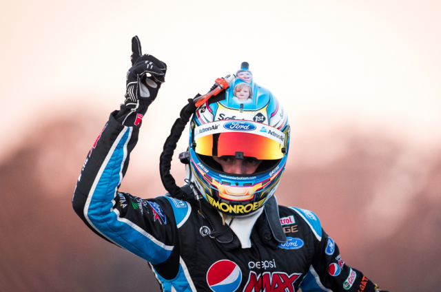 Winterbottom continued to build his points lead at Winton