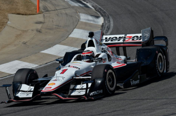 Ilmor's 2.2 litre V6 turbo is run by all Chevrolet IndyCar teams