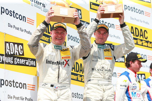 David Russell's international was highlighted by a win in the ADAC GT Masters at the Red Bull Ring last year