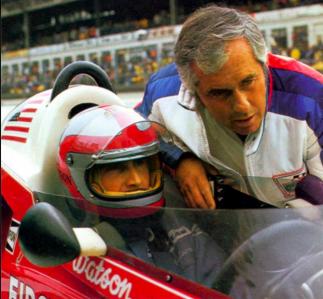 John Watson claimed Penske's only F1 victory in Austria in 1976