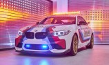 BMW M - official car of MotoGP