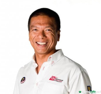 Sepang International Circuit chief executive Razlan