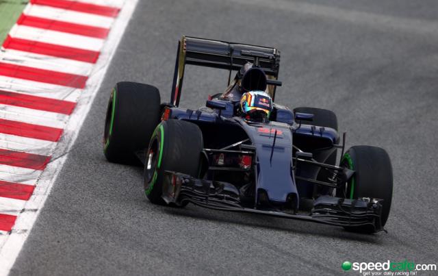 Toro Rosso's new STR11