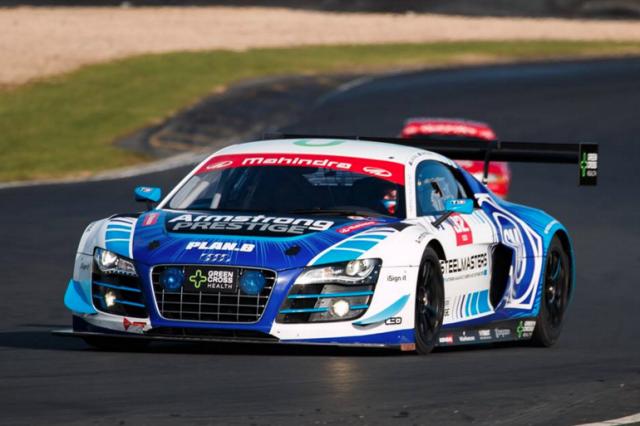 International Motorsport completes the Audi line-up