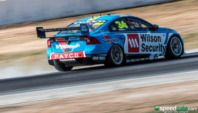 Garry Rogers is confident over Volvo's V8 future. pic: James Moffat via facebook