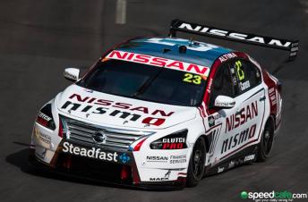 Michael Caruso's Nissan