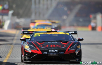 Roger Lago took out the opening Australian GT race