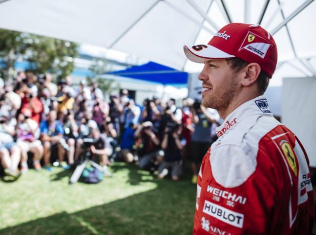 Sebastian Vettel is confident Ferrari has closed the gap to Mercedes