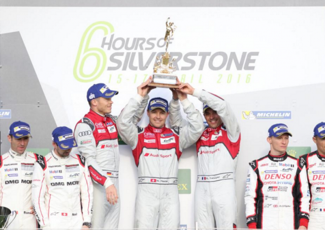 Audi have taken honours by toppling Porsche at the opening WEC round at Silverstone