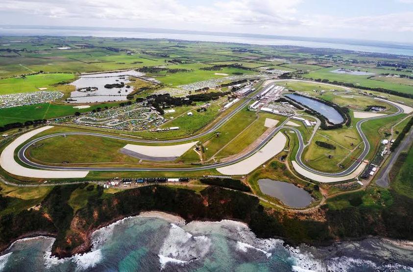 Phillip Island extends MotoGP/SBK contracts - Speedcafe