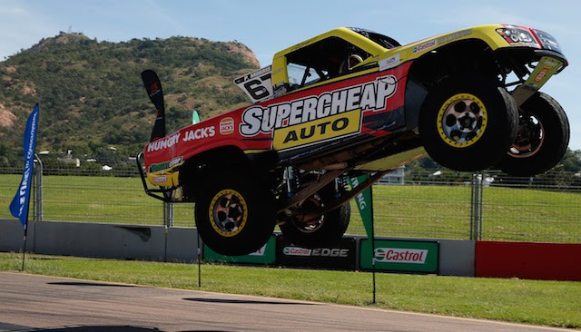 The Stadium Super Truck will be in action in Townsville