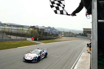 Callaway Competition takes the chequered flag at the Sachsenring