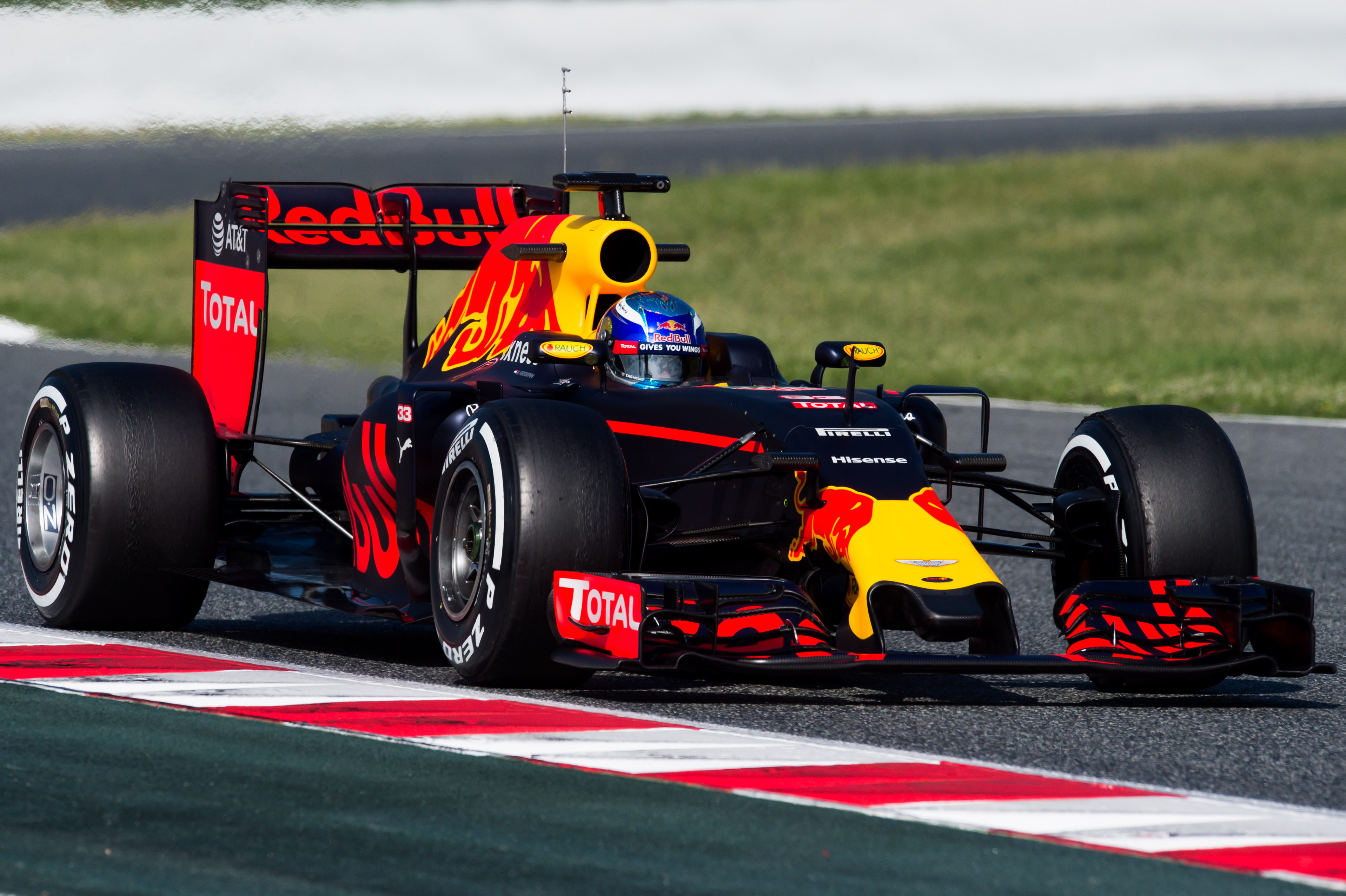 Verstappen ends Barcelona test on top - Speedcafe