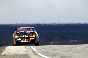 The V8s are in action at Barbagallo this weekend