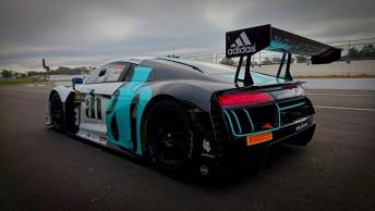 Ash Samadi's new Audi R8 GT3