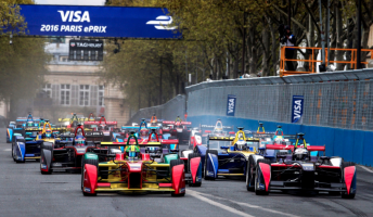 The FIA Formula E Championship expanded to race in Paris for the first time this year