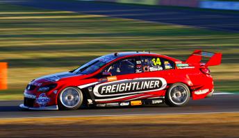 Brad Jones Racing has scored two wins this season with Tim Slade