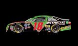 Kyle Busch-Joe Gibbs Racing Toyota