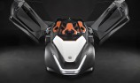 Williams Advanced Engineering continues Nissan partnership with Bladeglider collaboration