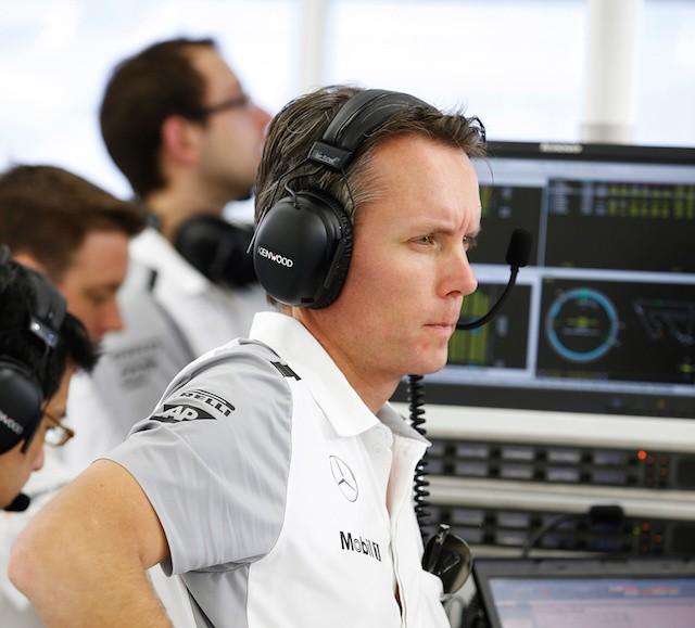 Sam Michael has joined the Australian Institute for Motor Sport safety