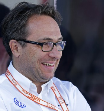 Sven Smeets takes over the helm at Volkswagen's WRC operation on Thursday