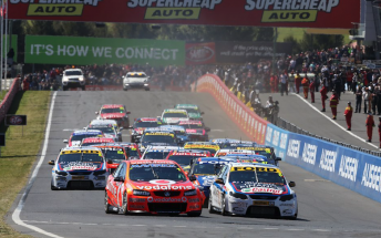 Whincup took a fourth Bathurst win in 2012