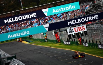 The Australian Grand Prix has been one of the leading events for fan engagement
