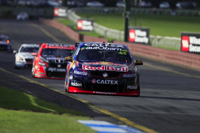 Whincup leads Tander
