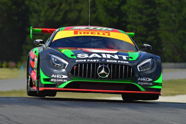 The STM Mercedes won the recent Highlands 101