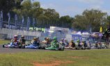 Aust Kart Champs draw big numbers for Newcastle opening