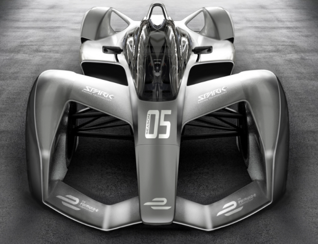 Formula E Concept X on Car Logo Quiz