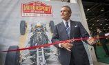Jacky Ickx opens historic motorsport show