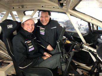 Kevin Eriksson and Timo Scheider