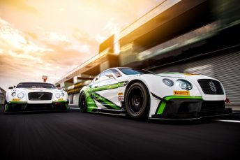 Bentley heads to Bathurst with high hopes
