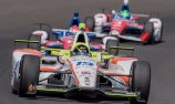 Jones speeds to top three finish on dazzling Indianapolis 500 debut