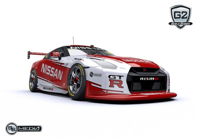 nissan gtr supercar concept renders released speedcafe