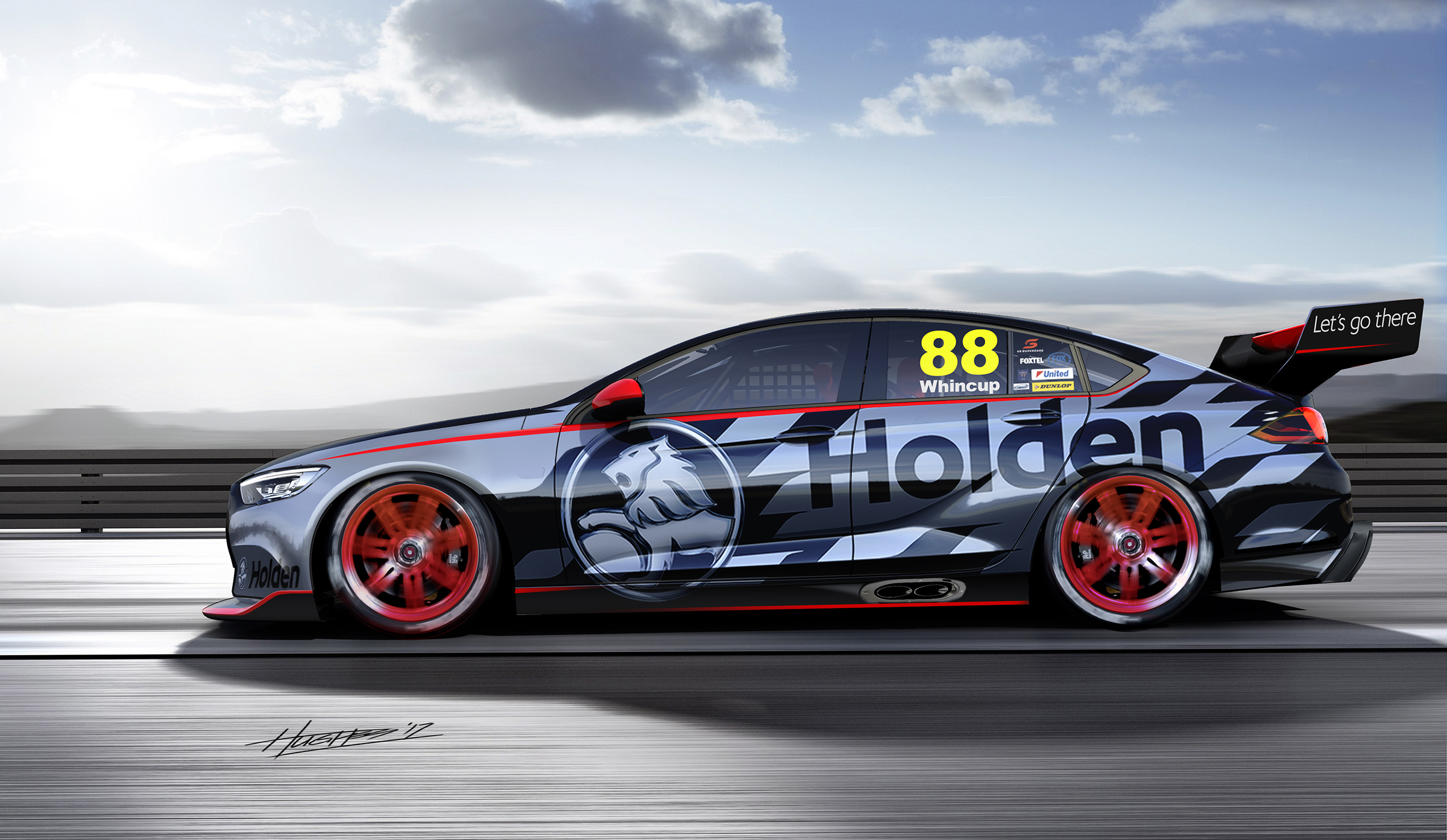 $40K plus price tag for ZB Commodore upgrade - Speedcafe
