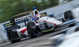 Weekend of two halves for Jones in Detroit