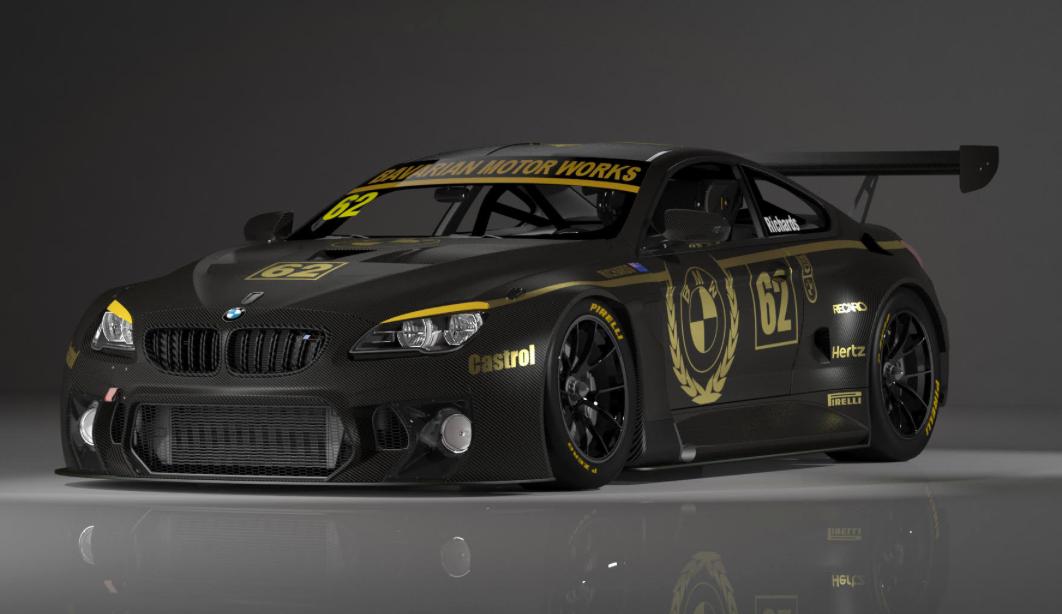 CONCEPT: JPS BMW M6 GT3 livery - Speedcafe