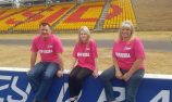 Sydney Dragway goes pink for women's cancers during October
