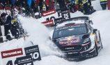 FIA WORLD RALLY CHAMPIONSHIPSWEDEN